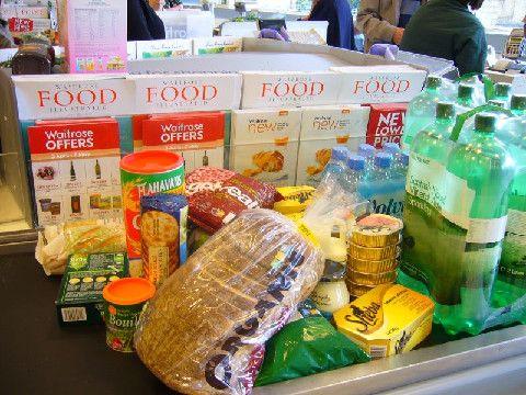Supermarket checkout Image: Terry Freedman, Flickr, shared under Attribution-NonCommercial-NoDerivs 2.0 license